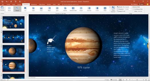 マイクロソフト powerpointのレイアウトやアニメーションを自動作成する