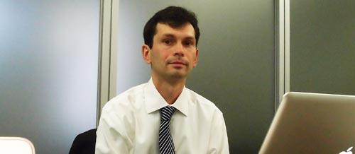 Caucho Technology Senior Engineer Alex Rojikov氏