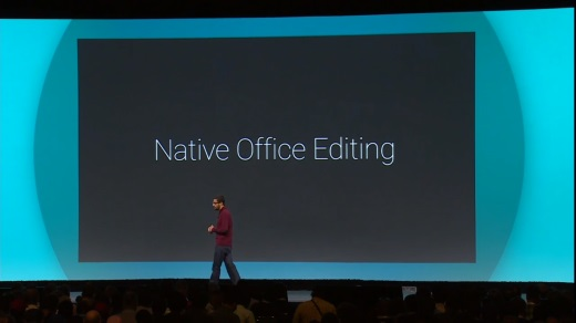 速報 google appsで word excel powerpointファイルを変換せずそのまま