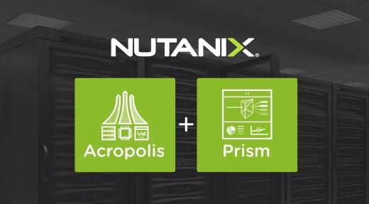Nutanixが「Acropolis」と「Prism」発表